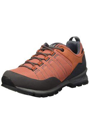 Jack Wolfskin Damskie buty outdoorowe Scrambler Lite Texapore Low W, brąz - Copper Grey - 42 EU
