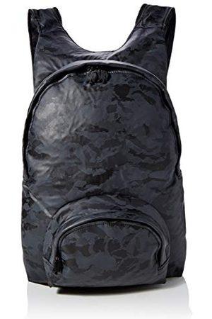 Morikukko Unisex - dorosły plecak z kapturem PCW kamuflażowy plecak wielokolorowy (Pvc kamo)