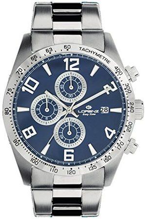 Stadlbauer Lorenz męski chronograf kwarcowy zegarek z bransoletką ze stali szlachetnej 030043BB