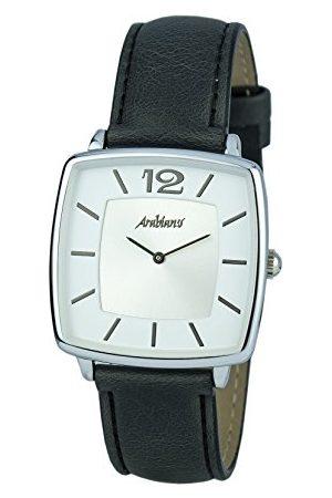 ARABIANS Męski analogowy zegarek kwarcowy ze skórzanym paskiem HBA2245N