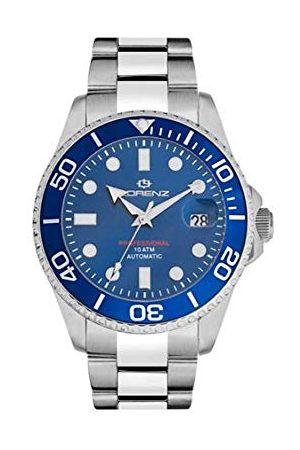 Stadlbauer Lorenz męski analogowy automatyczny zegarek z bransoletką ze stali szlachetnej 030081CC