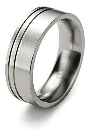 Monomania 25061 męski pierścionek e Stal nierdzewna, J, cod. 25061-49
