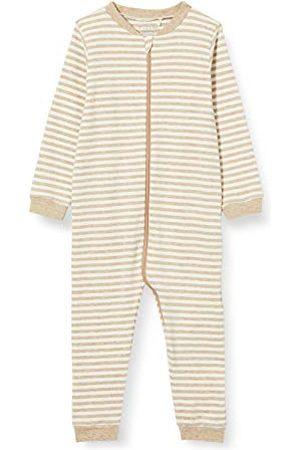 FIXONI Unisex Baby Nightsuit With Zipper And Foot piżama dla małych dzieci