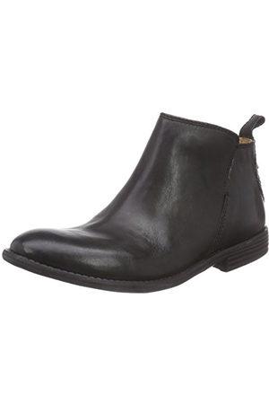 Hudson Damskie botki Revelin, Black Black 01-22 EU