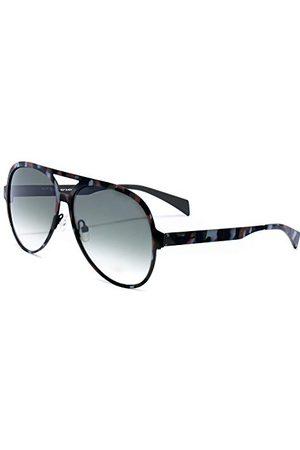 Italia Independent Męskie okulary przeciwsłoneczne, 0021-093-000, brązowe (Marrón), 58