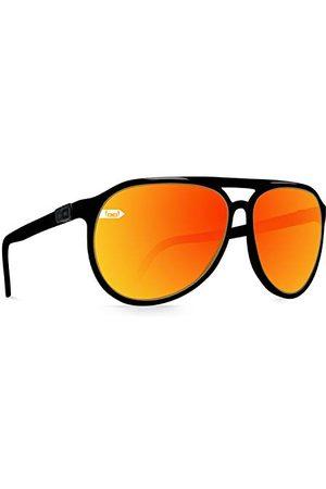 Gloryfy Uniseks niezniszczalne (Gi3 Navigator red) – nietłukące, sportowe, damskie, męskie, czarno-czerwone okulary przeciwsłoneczne, M