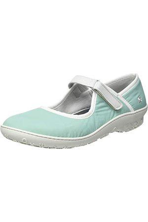 Art Damskie buty Antibes Mary Jane, zielony - Albufera - 39 eu