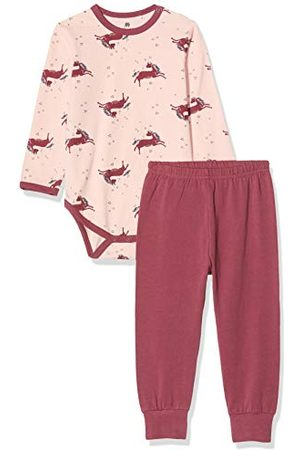 CeLaVi Piżama dla dziewczynek w miękkiej jakości dwuczęściowa piżama