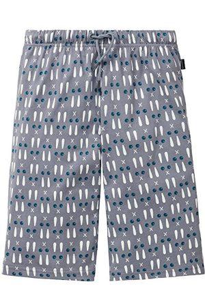 Schiesser Spodnie piżamowe dla chłopców Mix & Relax Jersey bermudy