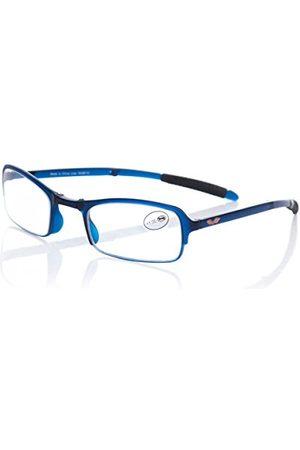Starlite Universe Unisex dla dorosłych 10156 oprawki okularów, niebieskie (niebieskie), 0