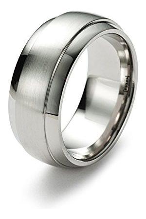 Monomania 25370 męski pierścionek e Stal nierdzewna, J, cod. 25370-49