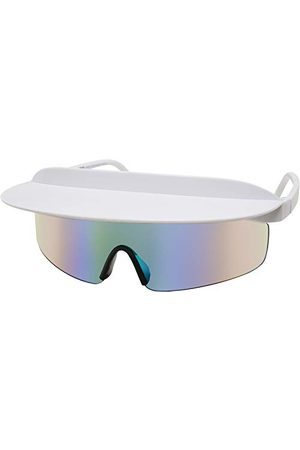 Urban classics Unisex Visor Sunglasses okulary przeciwsłoneczne