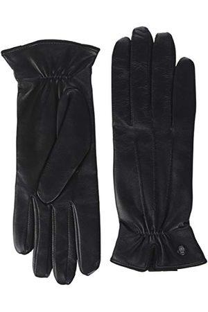 Roeckl Klasyczne damskie rękawiczki marszczone