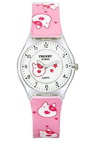 Trendy Kiddy Dziewczęcy analogowy zegarek kwarcowy KL 346