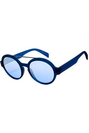 Italia Independent Unisex 0913-021-000 okulary przeciwsłoneczne, niebieskie (Azul), 51.0