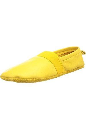 POLOLO Unisex Baby Elastico żółte kapcie domowe, 20 EU