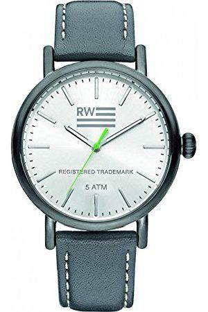 River Woods Męski zegarek na rękę skóra Yukon Taśma /