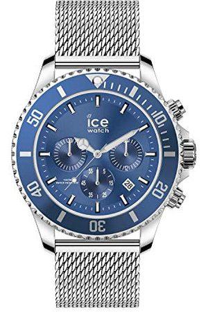 Ice-Watch ICE steel - Mesh blue - Large - CH