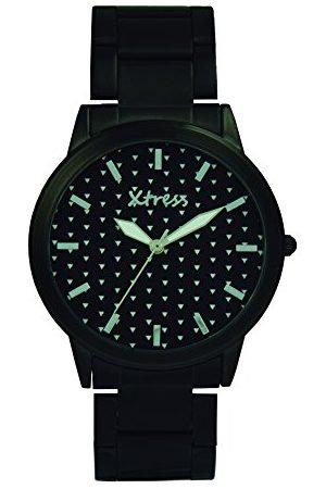 XTRESS Męski analogowy zegarek kwarcowy z bransoletką ze stali szlachetnej XNA1034-20