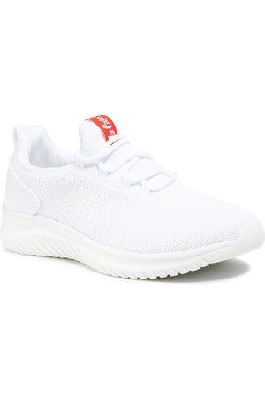 Lee Cooper Kobieta Sneakersy - Sneakersy - LCW-21-32-0269L White