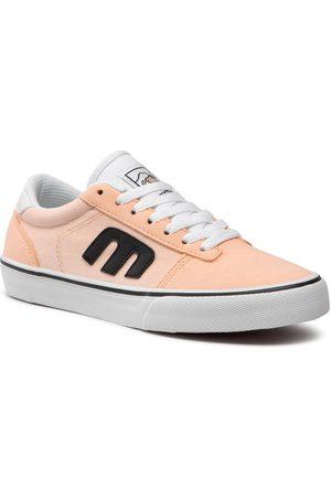 Etnies Tenisówki - Calli Vulc X Sheep 4107000554680 Pink/White