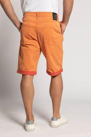 JP 1880 Duże rozmiary Dżinsowe bermudy, mężczyzna, , rozmiar: 56, bawełna
