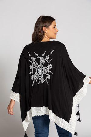 Ulla Popken Duże rozmiary Kimono, damska, , rozmiar: 50-56, wiskoza