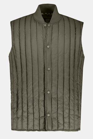 JP 1880 Duże rozmiary Pikowana kamizelka, mężczyzna, , rozmiar: XL, włókna syntetyczne