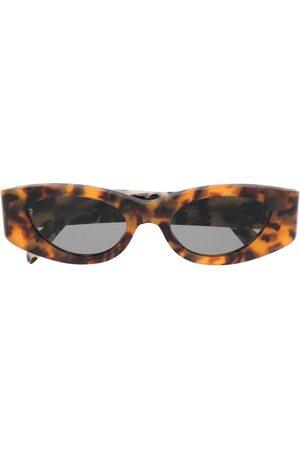 Retrosuperfuture Okulary przeciwsłoneczne - Orange