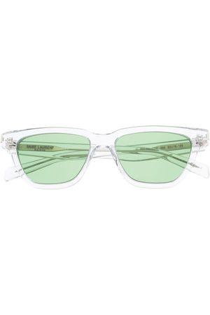 Saint Laurent Kobieta Okulary przeciwsłoneczne - White