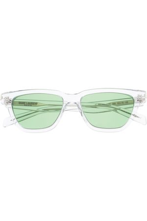 Saint Laurent Okulary przeciwsłoneczne - White