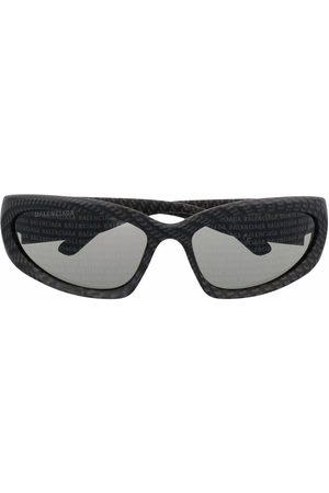 Balenciaga Mężczyzna Okulary przeciwsłoneczne - Grey