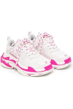 Balenciaga Chłopiec Sneakersy - White