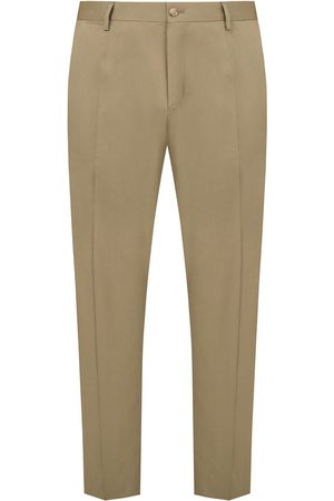 Dolce & Gabbana Mężczyzna Spodnie eleganckie - Neutrals