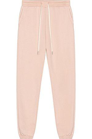 JOHN ELLIOTT Mężczyzna Spodnie dresowe - LA Sweatpants in - Pink. Size L (also in XS, S, M, XL).