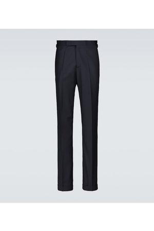 WINNIE N.Y.C Spodnie eleganckie - Tailored wool pants