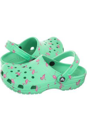 Crocs Klapki Classic Vacay Vibes Clog Flamingo 206375-6S0 (CR184-b)