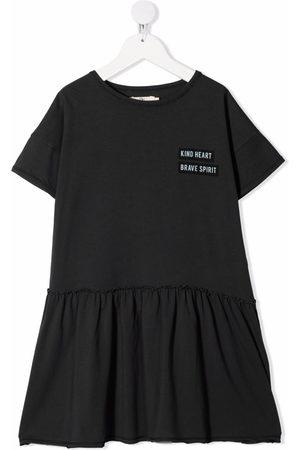 Le pandorine Dziewczynka Sukienki dzienne - Black