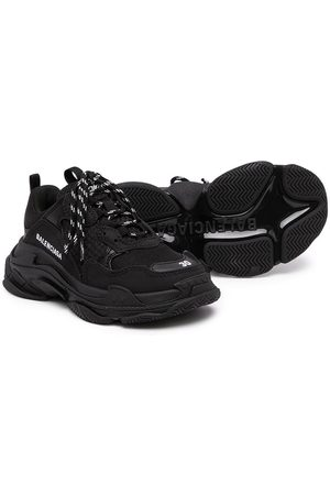 Balenciaga Chłopiec Sneakersy - Black