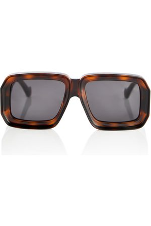 Loewe Square tortoiseshell sunglasses