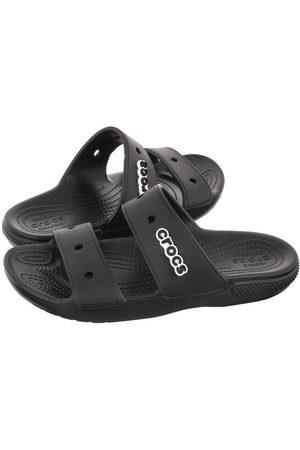 Crocs Kobieta Sandały - Klapki Classic Sandal Black 206761-001 (CR223-a)