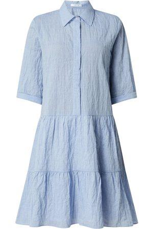 Opus Kobieta Sukienki dzienne - Sukienka koszulowa z marszczeniem model 'Wriana'