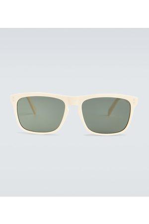 Celine Eyewear Okulary przeciwsłoneczne - Wayfarer acetate sunglasses