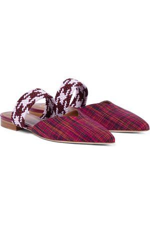 Malone Souliers Kobieta Kapcie - Maisie leather slippers