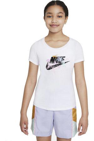 Z krótkim rękawem - Nike NSW Scoop Futura Tee (DH5865-100)