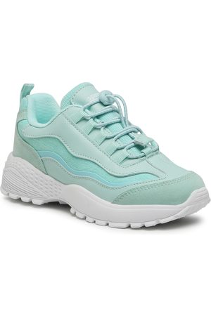 Sprandi Dziewczynka Sneakersy - Sneakersy - CP40-9177Y Green 1