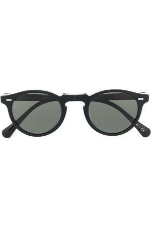 Oliver Peoples Okulary przeciwsłoneczne - Black