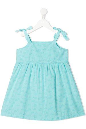 KNOT Dziewczynka Sukienki dzienne - Blue