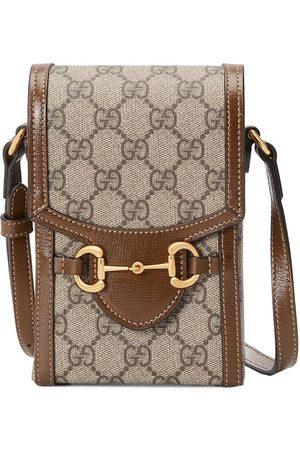 Gucci Mężczyzna Listonoszka - Brown