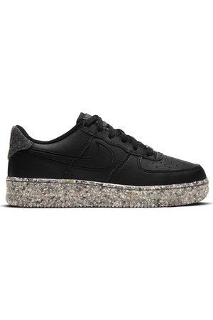 Obuwie sportowe - Nike Air Force 1 M2Z (GS) Młodzieżowe Czarne (DB2813-001)